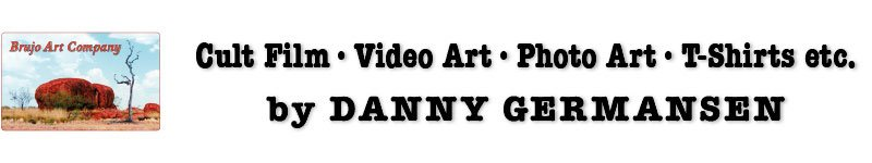 Film & Art by Danny Germansen | Brujo Art Company